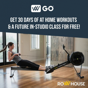 Click on the image to access the free trial with Row House GO